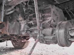 Механическая коробка переключения передач. Isuzu Elf, NKS81G Двигатель 4HL1
