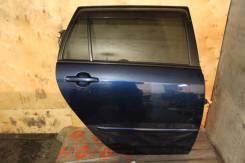 Дверь багажника. Toyota Corolla Fielder, NZE120 Двигатели: 1NZFXE, 1NZFE, 1NZ