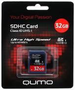 SDHC. 32 Гб, интерфейс SDHC