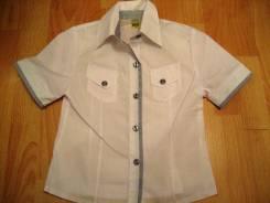 Блузки школьные. Рост: 128-134 см