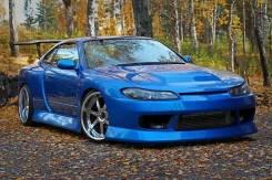 Боди кит BN-sport blister для Nissan S15 Silvia. Nissan Silvia, S15. Под заказ