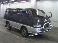 Mitsubishi Delica. P25, 4D56