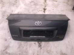 Крышка багажника. Toyota Avensis, AZT250 Двигатель 1AZFSE