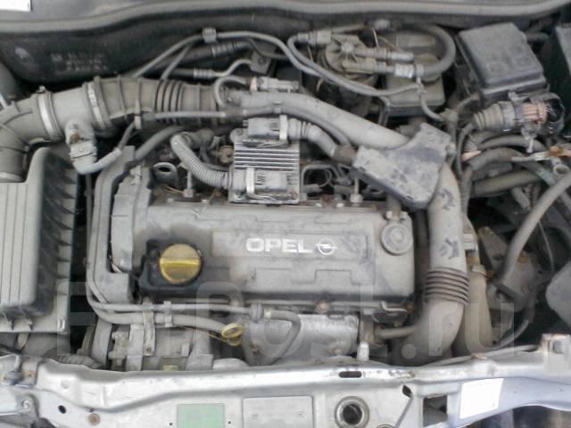 Опель астра двигатель
