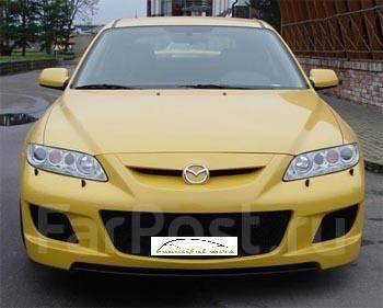 Бампер. Mazda Mazda6 Mazda Atenza