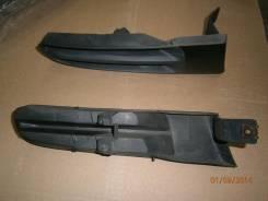 Заглушка бампера. Toyota Ipsum, SXM15G, SXM15 Двигатель 3SFE