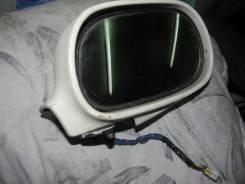 Зеркало заднего вида боковое. Mitsubishi Galant, E54A