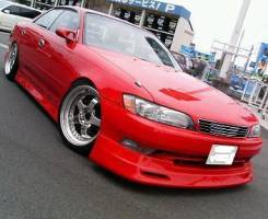 Обвес кузова аэродинамический. Toyota Cresta, JZX90 Toyota Mark II, JZX90 Toyota Chaser, JZX90