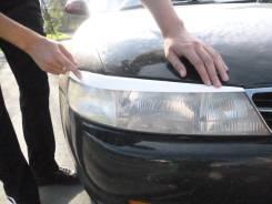 Накладка на фару. Toyota Corolla Levin, AE101