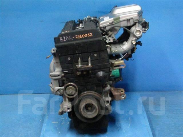 установка двигателя на honda 6