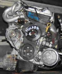 Двигатель в сборе. Mazda: Bongo, Mazda5, Familia, Atenza, Demio, Tribute, Mazda6 Двигатель ZL