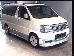Nissan Elgrand. ALWE50, VG33E