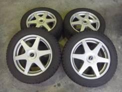 """Bridgestone. 7.0x17"""", 5x100.00, 5x114.30, ET53, ЦО 72,0мм."""