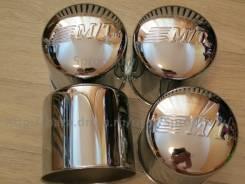 "Колпаки Mickey Thompson для колесных дисков. Хром. Металл. Диаметр 15"", 4 шт."