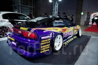 Крыло. Nissan 200SX Nissan 180SX