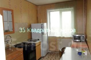 1-комнатная, улица Шилкинская 4. Третья рабочая, агентство, 34 кв.м. Кухня