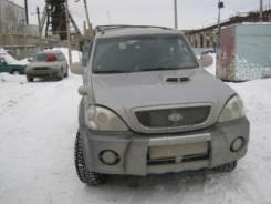 Hyundai Terracan. D4BH