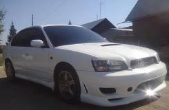 Обвес кузова аэродинамический. Subaru Legacy B4. Под заказ