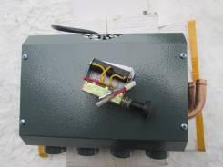 Дополнительная печь 12v-24v. Isuzu Elf