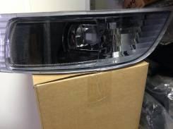 Туманки Lexus 470 тюнинг черн. Lexus LX470