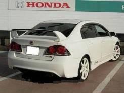 Спойлер. Honda Civic, FD1, FD2 Двигатель P6FD1
