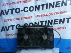 Радиатор охлаждения двигателя. Nissan Wingroad, WFY11 Двигатель QG15DE