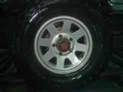 Продам колеса. x15 5x139.70