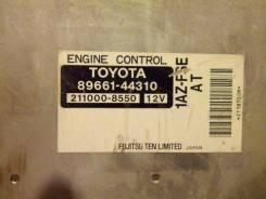 Блок управления двс. Toyota Nadia, ACN10H, ACN10 Toyota Gaia, ACM10 Двигатель 1AZFSE