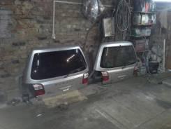 Крышка багажника. Subaru Forester, SF5, SF6, SF9