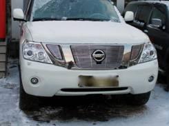 Решетка радиатора. Nissan Patrol. Под заказ