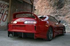 Обвес кузова аэродинамический. Toyota Supra. Под заказ