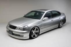 Обвес кузова аэродинамический. Lexus GS300 Toyota Aristo. Под заказ