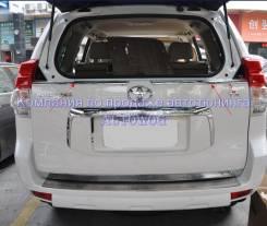 Молдинг лобового стекла. Toyota Land Cruiser Prado