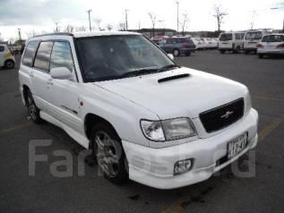Крыло. Subaru Forester, SF5 Двигатель EJ20