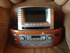Дисплей. Lexus LX470