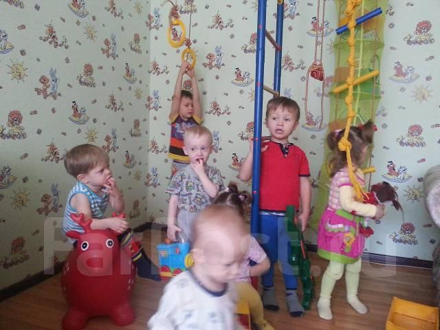 Няня 2 Речка приглашаю деток от 0.6 до 4 лет.