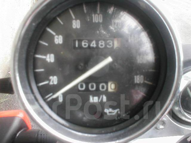 Suzuki GSX 400 Inazuma. 399 куб. см., исправен, птс, без пробега