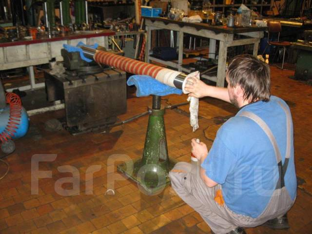 Комплексный ремонт гидравлики