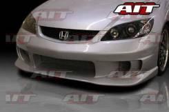 Бампер. Honda Civic, ES9, EN2 Двигатель EN