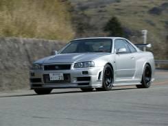 Обвес кузова аэродинамический. Nissan GT-R Nissan Skyline, ENR34, HR34, ER34, BNR34