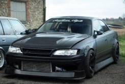 Расширитель крыла. Nissan Silvia, S13 Nissan Skyline Nissan Cefiro, A31 Nissan Laurel Toyota Cresta, GX81, JZX81 Toyota Altezza, GXE10 Toyota Chaser...