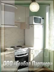 1-комнатная, улица Луговая 60. Баляева, агентство, 34 кв.м.