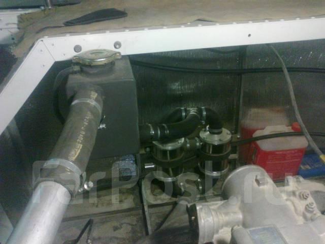 Теплообменник на катер для охлаждения камин баварец с теплообменником