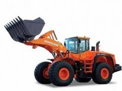 Doosan DL420A. Фронтальный погрузчик . 22т. 4,5к. Euro 2 Новый. Гарантия, 11 051 куб. см., 10 000 кг. Под заказ