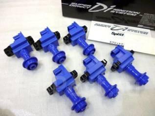 Катушка зажигания, трамблер. Nissan Skyline GT-R, BCNR33, BNR32 Nissan GT-R Двигатель RB26DETT