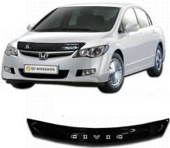 Дефлектор капота. Honda Civic, ES1