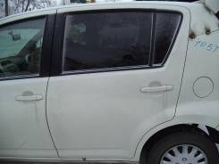Дверь боковая. Toyota Passo, QNC10 Двигатель K3VE