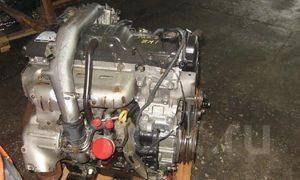 Двигатель в сборе. Toyota Grand Hiace, KCH10W, KCH10 Двигатель 1KZTE