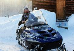 Polaris Widetrak 500 LX. есть птс, с пробегом