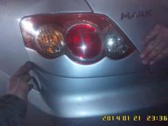Накладка на фару. Toyota Mark X, GRX120, GRX121, GRX125. Под заказ